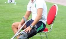 هكذا اشرف مدرب الاهلي السعودي على تدريبات فريقه