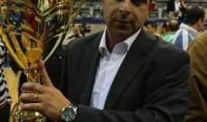 فادي باسيل: بعد البطولة يطمح بنك بيروت للحصول على كأس الصالات