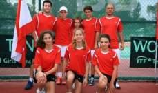 كأس ديفيس للناشئين بالتنس : لبنان الى المجموعة الآسيوية النهائية