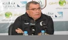 مدرب الشباب السعودي : جاهزون لاحراز الفوز على نادي النصر