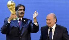 التليغراف تؤكد: جاك وورنر تلقى مبالغ من بن همام لترجيح كفة قطر