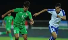 المنتخب العراقي يحقق فوزاً صعباً على اوزبكستان ودياً