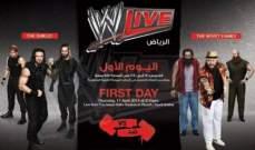 نجوم من WWE يصلون إلى السعودية