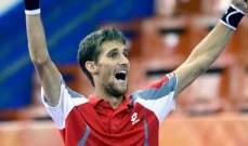ريو 2016 : مارتن الى الدور الثالث ضمن منافسات كرة المضرب
