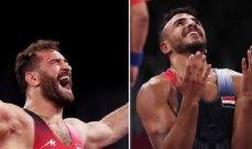 طوكيو2020: مواجهتان قويتان للمصريين كيشو ومتولي في نصف نهائي المصارعة الرومانية