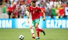 اشرف حكيمي : كرة القدم لم تنصف الأفضل