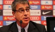 نائب برشلونة يؤكد ان الدوري طويل ويتمنى عودة بوسكيتس سريعا