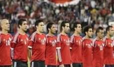 منتخب مصر يخوض اليوم وديته الثانية امام جامايكا في لندن
