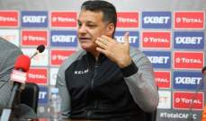 تقارير: مدرب المصري يقدم استقالته