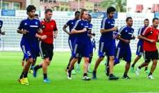 فريق النصر الاماراتي يلاقي لاتسيو أو روما في إيطاليا