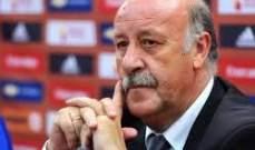 دل بوسكي: لقاء ريال مدريد وأتلتيكو مدريد الديربي الأقوى في أوروبا