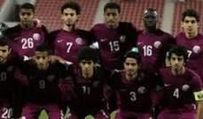 خسارة شباب قطر أمام فرنسا وديا