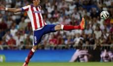 ماندزوكيتش يسجل الهدف الاسرع في تاريخ كأس السوبر الاسباني