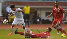 بطولة السلام الدولية: فلسطين تسقط أمام ميانمار برباعية