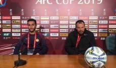 خاص : ماذا قال مدربا العهد والسويق بعد مباراة الفريقين ؟
