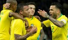 البرازيل تنهي مسيرة المانيا الناجحة وايطاليا تخطف التعادل امام انكلترا