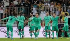 موجز الصباح: ريال مدريد يضرب فالنسيا بثلاثية وينتظر برشلونة او اتلتيكو مدريد وسداسية لسان جيرمان في كاس الرابطة الفرنسية