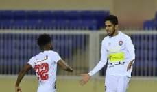الدوري السعودي: الفتح يغلب النصر وفوز الرائد والأهلي