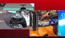 سكاي إيطاليا تشكك بقانونية الجناح الخلفي لسيارة مرسيدس