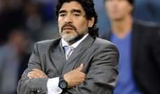 مارادونا: تواصلت مع رئيس الأرجنتين بشأن كورونا وطالبت خيمناسيا بعدم حسم الرواتب