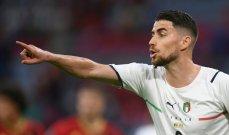 كأس أوروبا: جورجينيو محرّك ايطاليا بالمهارات البرازيلية