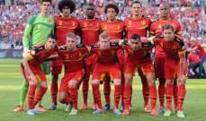 تصنيف الفيفا لمنتخبات كرة القدم: بلجيكا تحتفظ بالمركز الاول