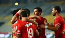 الأهلي يسحق ضيفه السوداني ويحقق الفوز الأكبر في تاريخ كرة مصر