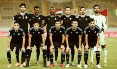 وزير الرياضة المصري يشيد بلاعبي بيراميدز رغم خسارة الكونفدرالية