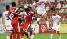 سلطنة عمان تفوز وديا على البحرين