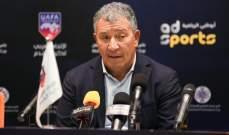 مدرب اتحاد جدة يحذر لاعبيه من خطورة أولمبيك آسفي