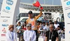 كريستوفر : المنافسة في طواف عمان ليست سهلة