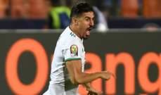أمم إفريقيا 2019: بونجاح الهداف يدون اسمه في تاريخ الجزائر