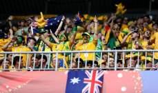 استراليا تعادل النتيجة من ضربة جزاء امام الدنمارك