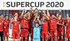 خاص: تبديلات غريبة قام بها فافر منحت البايرن لقب كأس السوبر الألماني