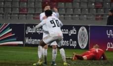 الشباب السعودي إلى نصف نهائي البطولة العربية على حساب الشرطة العراقي