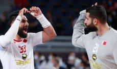 بالرغم من الخسارة مكافأة للاعبي يد البحرين