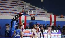 خاص: أبرز الأرقام الإحصائية في سلسلة بيروت والمتحد ضمن دوري كرة السلة