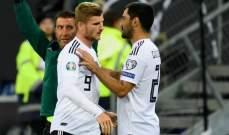 المانيا تتنفس الصعداء قبل موقعة استونيا