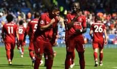 تومسون : يتوجب على ليفربول الفوز بلقب هذا الموسم