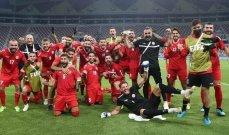 منتخب لبنان يعود الخميس من قطر وحيدر في استقباله