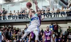خاص: من كان أفضل اللاعبين في سلسلة بيروت والمتحد المثيرة في دوري كرة السلة ؟