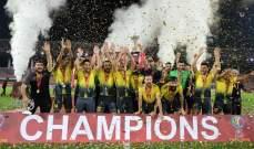 قائمة العهد لبطولة كأس الإتحاد الآسيوي