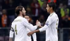 ريال مدريد لا ينوي التفريط بمدافعه