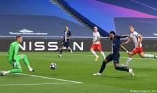 غولاسي اخطأ وكلف فريقه الكثير امام باريس سان جيرمان في دوري الابطال