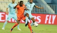 كأس الخليج العربي الإماراتي: تعادل بني ياس وعجمان في مباراة مجنونة