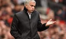 مورينيو : لا تواصل بين مانشستر يونايتد وزيدان