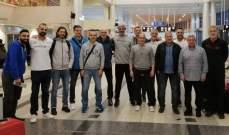 بطولة الماسترز الدولية بكرة السلة لفوق الأربعين ولبنان من المشاركين