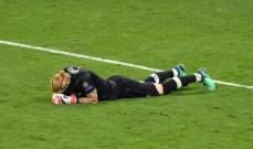 الانتر يساند كاريوس بعد الخسارة أمام ريال مدريد