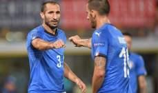 نتائج تحاليل لاعبي منتخب ايطاليا متضاربة وقرار باعادة الفحوصات