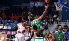 البطولة العربية لكرة السلة : نتائج اليوم الثاني بغياب الفرق اللبنانية